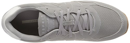 ESPRIT Astro Sneaker Up Grau Grey Lace Damen Medium fxrqnf8H