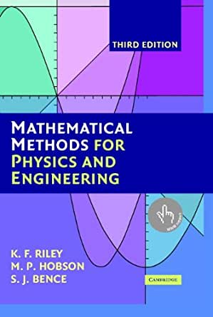 the use of mathematical methods in Bibliography mathematical methods for physics and engineering by riley, hobson, and bence cambridge uni-versity press for the quantity of well-written material here.