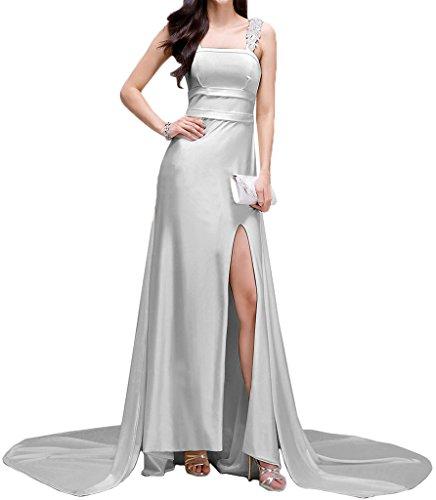 Missdressy - Vestido - Escotado por detrás - para mujer beige 44
