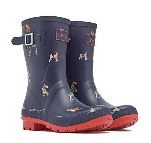 Joules Molly Printed Wellies (Navy Dog) Ii5AA5