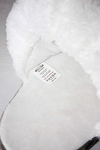 36 KayMayn Chaud nbsp;cm Peluche 16 Licorne Adultes d'intérieur Chausson pour Chaud en Tailles européenne 25 Chaussures Chaussons Chaussons d'hiver Intéressant Pantoufles Licorne 40 Doux Style 8OqrS68