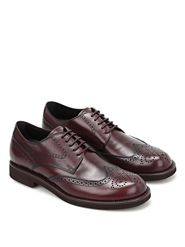 Brogue Uomo Tod's Pelle in Derby TwS4zqU