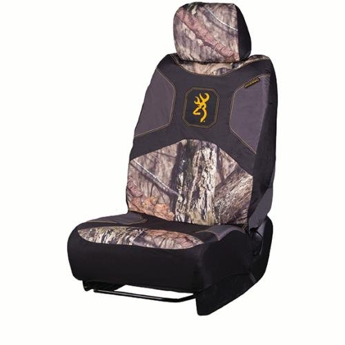 Browning Low-Back Seat Cover w/ Mossy Oak Country Camo Accents (BSC7009)