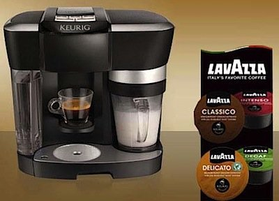 Keurig Cappuccino Latte System Including