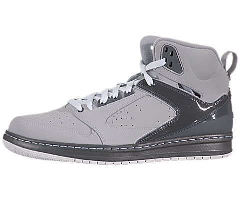 e1420910b1bad5 Nike  535790-003  AIR Jordan Sixty Club Mens Shoes Wolf Grey Dark  Grey-White  Amazon.ca  Shoes   Handbags