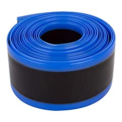Made of durable, lightweight urethane, Mr. Tuffy provides a protective layer between the outer tire and inner tube. Urethane has a property which makes it very elastic. When a thorn or piece of glass attempts to penetrate the Mr. Tuffy liner ...