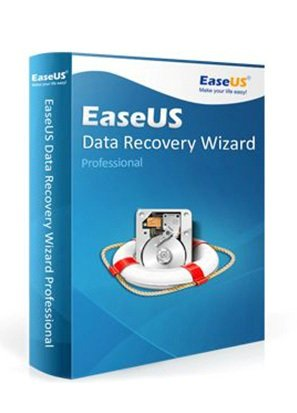 EaseUS Data Recovery Wizard Pro 10.8 for PC - Digital (download link and license key will be sent by Amazon message)