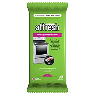 Affresh Stove Top Cleaner, 60 Wipes (2 Packs, 30 Wipes each)
