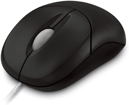 Microsoft Compact Optical Mouse 500 - Black