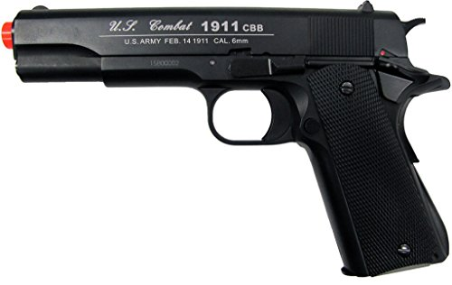 wg model-4613 full metal 1911 co2 blowback(Airsoft Gun)