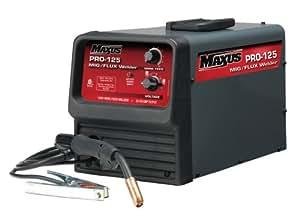 Maxus MXW30801AV Pro-125 120 Volt 125 Amp Max Output Flux Core Welder