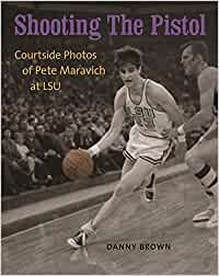 Shooting The Pistol: Courtside Photos of Pete Maravich at LSU