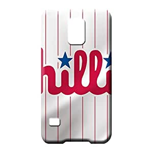 samsung galaxy s5 phone carrying covers Anti-scratch Excellent Fitted Hot New philadelphia phillies mlb baseball