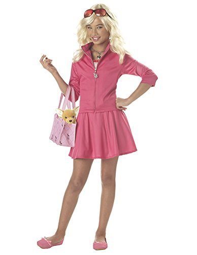 Legally Blonde Costumes (Legally Blonde Tween Costume Size Large by California Costumes)