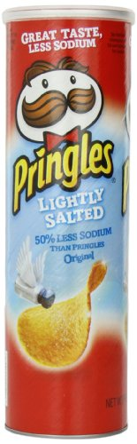 Pringles Light - Pringles Lightly Salted Super Stack, 5.67 Ounce (Pack of 14)