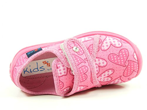 Chaussons Doublure Froide Rohde avec Boogy Fille pink HwqxvagAz