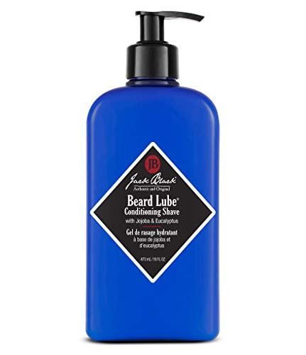 Jack Black Beard Lube Conditioning Shave 16 oz Pump (Beard Lube Shave Conditioning)