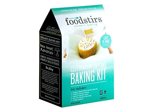 Foodstirs Organic Celebration Cake Baking product image