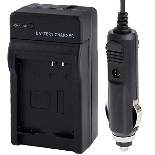 Perfect Home Practico 2 en 1 Cargador de batería de cámara Digital para Olympus Li-40B / Li-42B, Entrada: CA 100V-240V 50 /...