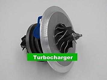 GOWE Turbocompresor para Turbocompresor 751768 717345 703245 738123 láser CHRA untuk Renault Scenic Megane Laguna Lalu lintas menguasai Kangoo O8: ...