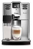 Saeco HD8917/01 Incanto Kaffeevollautomat, AquaClean, integrierte...