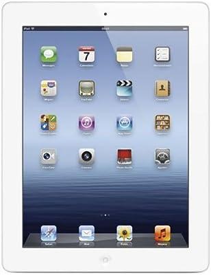 apple ipad 4th generation retina display 16gb wi fi md911lla white