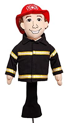 Creative Covers for Golf Fireman Golf Club Head Cover