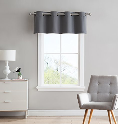 Nicole - 1 Valance Curtain Panel - Premium Grommet for sale  Delivered anywhere in USA