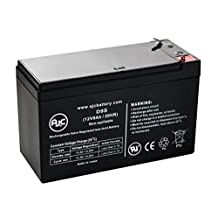 APC SMT750RM2U 12V 9Ah UPS Battery - This is an AJC Brand® Replacement