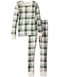 100% Organic Cotton 2-Piece Holiday Pajama Set