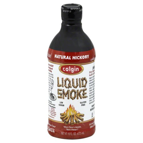 Colgin Liq Smoke Hckry 16 Oz, (Pack of 2)
