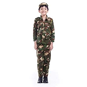 Fancydresswale Army/Soldier Costume for Kids...