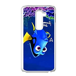 HUAH Finding Nemo cute fish Cell Phone Case for LG G2