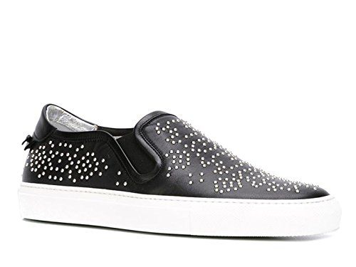 GIVENCHY-WOMENS-BE08782071001-BLACK-LEATHER-SLIP-ON-SNEAKERS