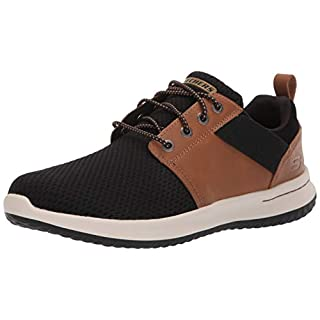 Skechers Men's Delson-Brant Sneaker