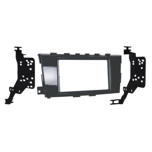 Metra 95-7617GHG Double DIN Dash Kit for Select 2013-Up Nissan Altima Vehicles - Select Vehicles Nissan