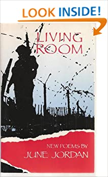 Living room new poems june jordan 9780938410270 amazon for Living room june jordan