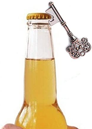 GROOMY Abridores de Botellas de Vino Vintage Esqueleto Llave Favor de la Boda Regalo de Fiesta Herramienta de barería