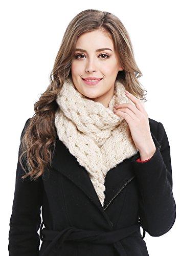 Womens Winter Thick Twist Warmer