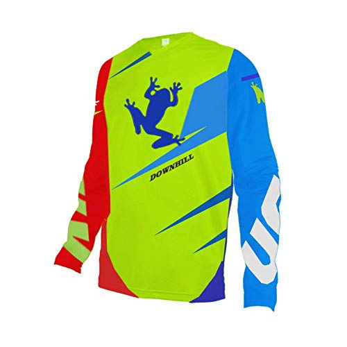 Uglyfrog Motorcycle Jersey Youth Colors for Choice Y06