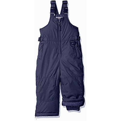 iXtreme Boys' Little Snowbib, Navy, -