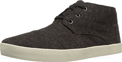 Toms Men's Paseo Mid Dark Brown