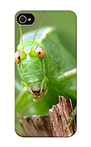 Animal Grasshopper Case Compatible With Iphone 5/5s/ Hot Protection Case(best Gift Choice For Lovers)