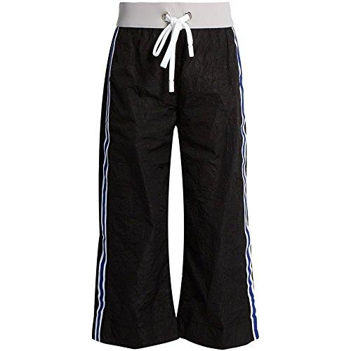 関係不完全な本当のことを言うと(ノカオイ) NO KA'OI レディース ボトムス?パンツ クロップド Ula Ula side-striped cropped trousers [並行輸入品]