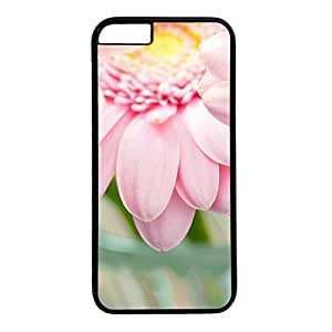 Custom Protective Phone Case Cover For iPhone 6 DIY Durable Shell Skin For iPhone 6 with Custom Protective Phone Case Cover For iPhone 6 DIY Durable Shell Skin For iPhone 6 with Pink Sunflower by lolosakes