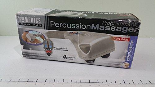 Hoomedics Programmable Percussion Massager PA-4H
