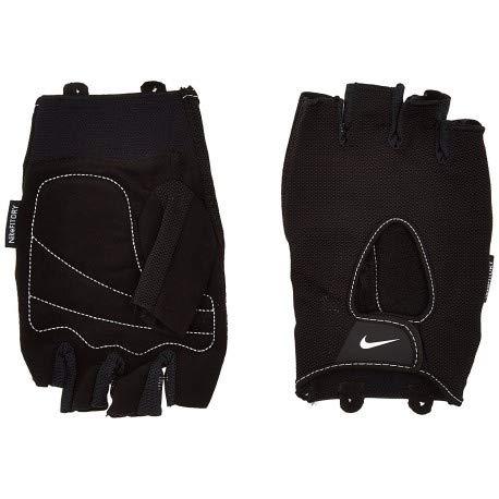 Fundamental Nike - Nike Women's Fundamental Fitness Gloves (Small, Charcoal Grey/White/Black)