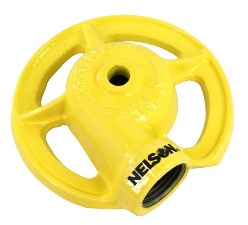 "NELSON ""Pound Of Rain"" Cast Iron Sprinkler - Circular Pattern"