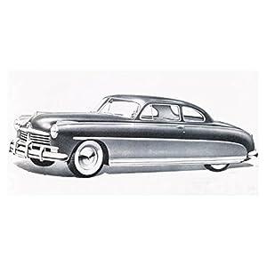 1949 Hudson Commodore Custom Club Coupe Factory Photo