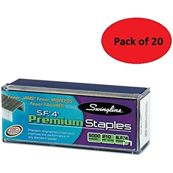 SWI35450 - Swingline S.F.4 All Premium Standard Staples